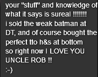 uncle rob